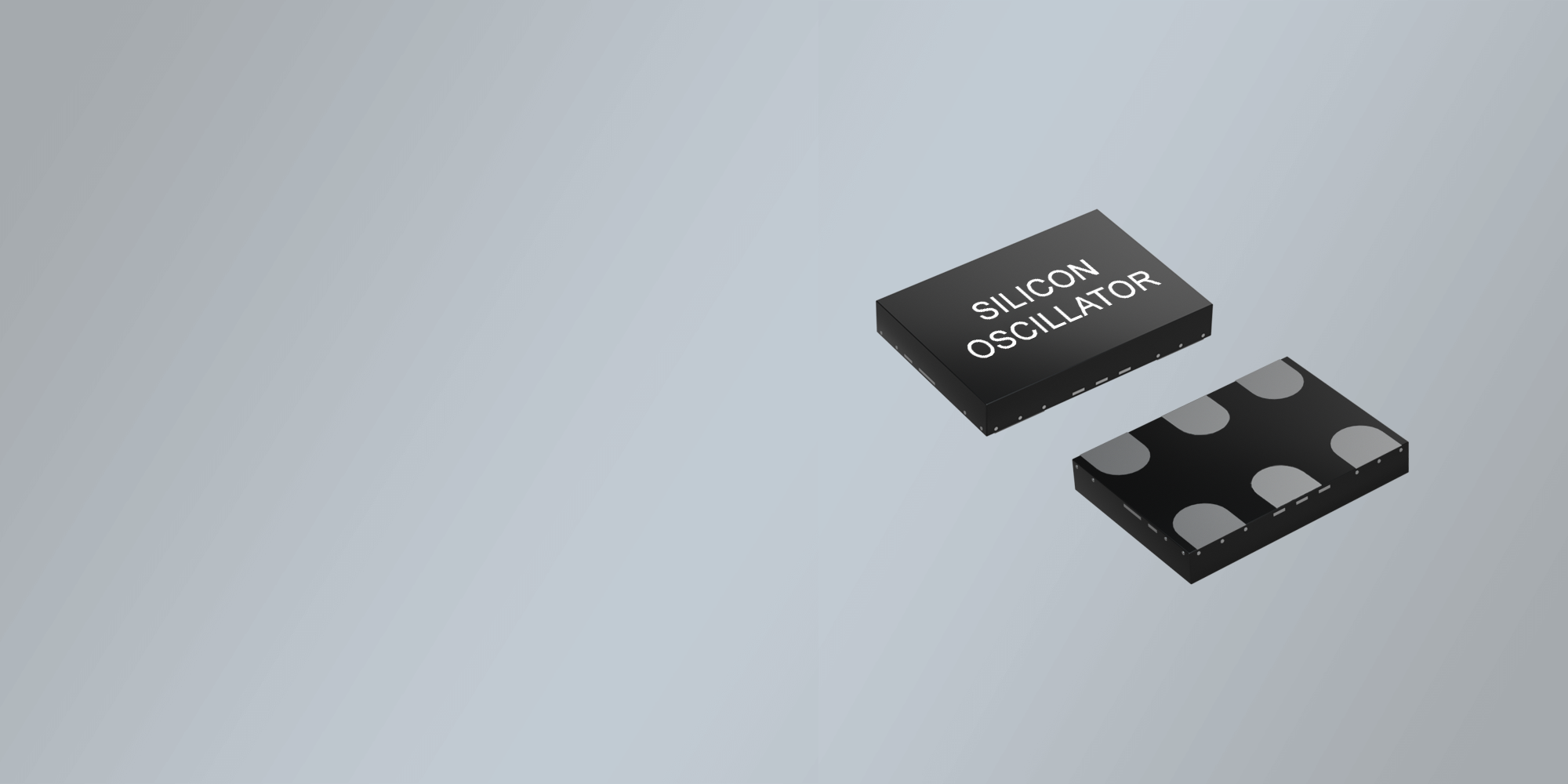 SMD DIFFERENTIAL LOW POWER TC & VCTCXO 1 - 625 MHz OSCILLATOR
